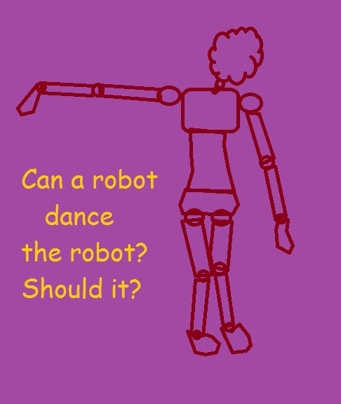 can a robot dance the robot