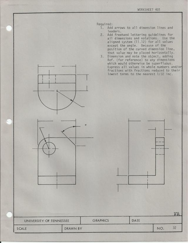 Engineering Graphics 1410 006