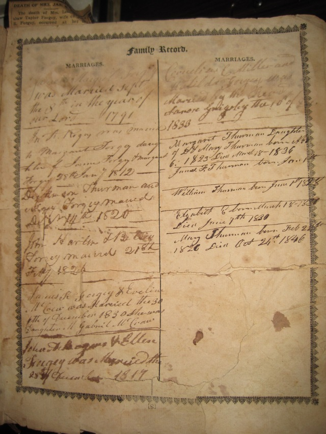 Forgey-Bible-family-record-marriages