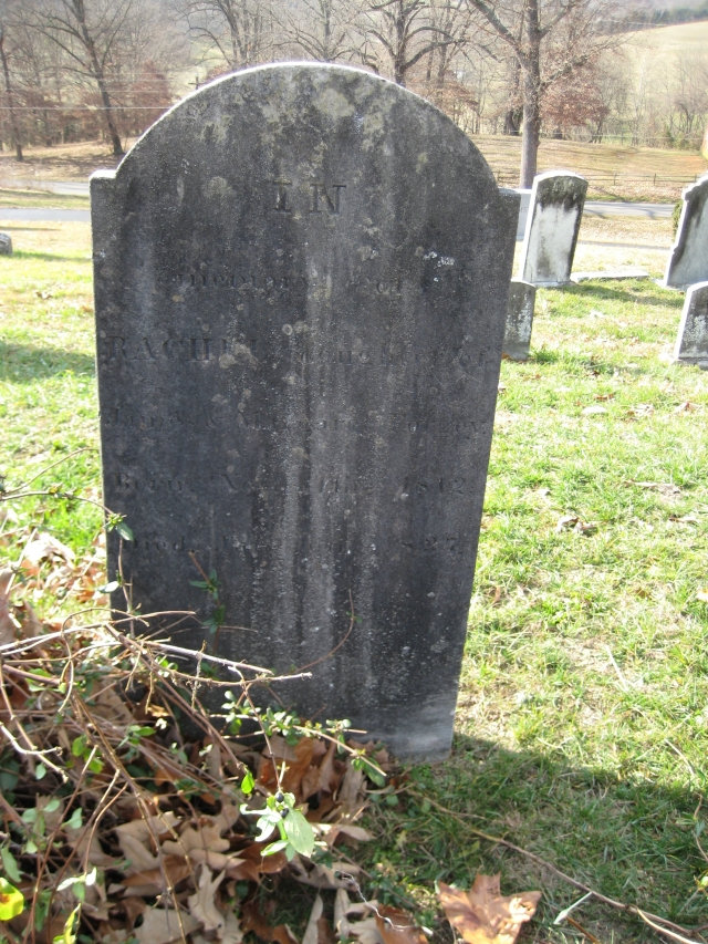 Forgey-Rachel-daughter-of-James-and-Margaret-gravesite-2007-12-27