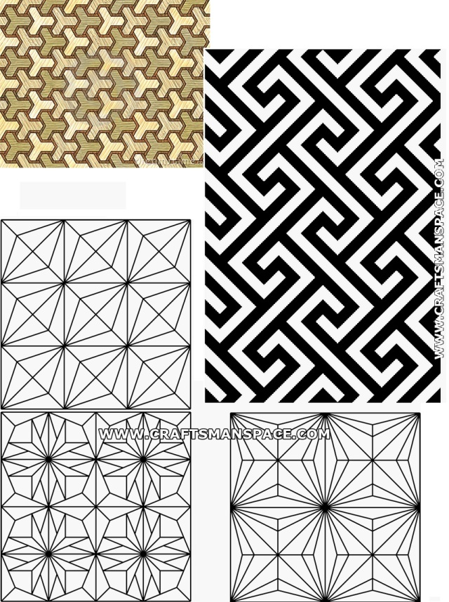Geometric patterns 2