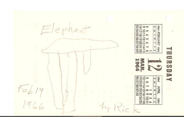 Rick-drawing-1966-02-19-elephant