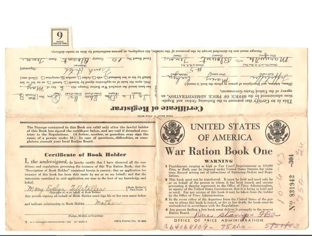 War-ration-Book-One-Mary-Evelyn-Teffeteller